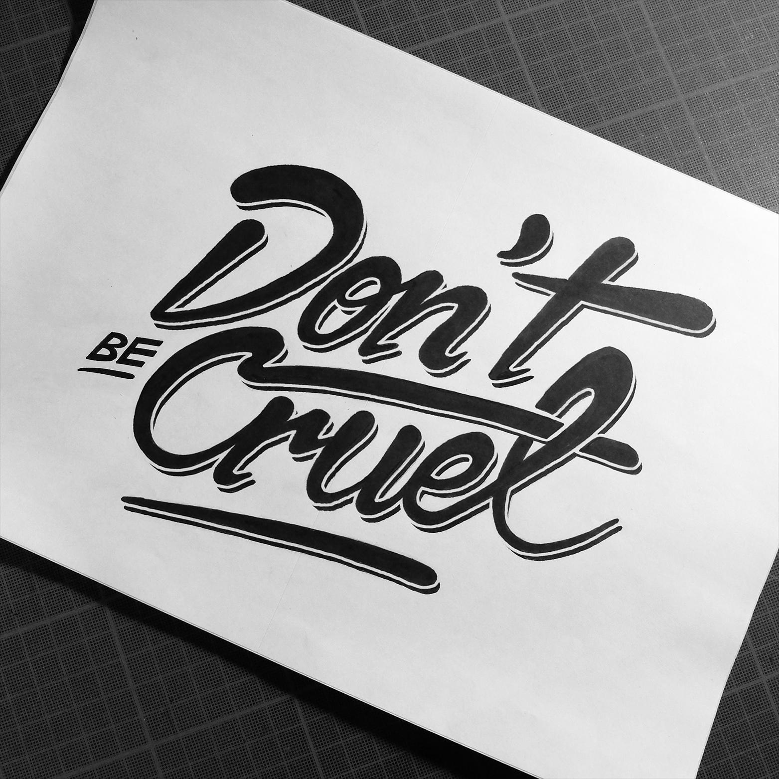 Dont-be-cruel