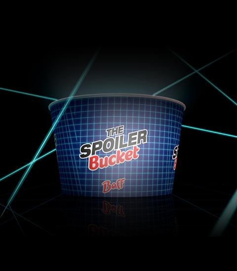 THE SPOILER BUCKET